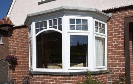 hexagonal bay window lincolnshire