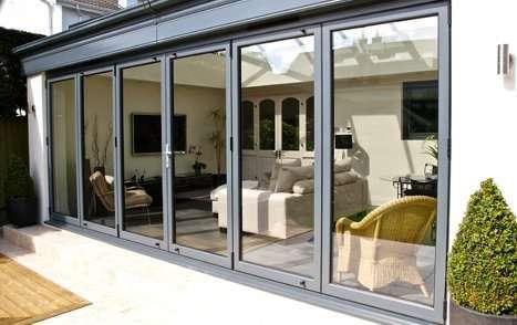 bi-folding doors lincoln